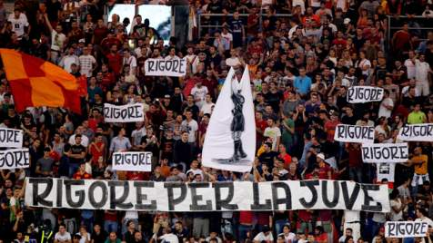 La Juventus è l'Italia che vuole vincere ad ogni costo, non si può tifare per loro