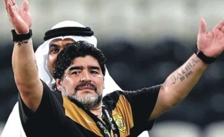 Maradona, per ora, va da Putin. L'agente: «Ancore nessun invito dal Comune per il 5 a Napoli»
