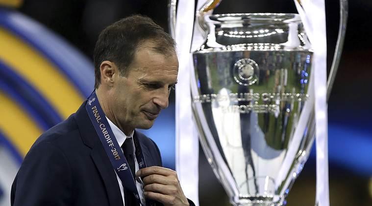 """Gazzetta: """"Allegri pensa al 4-4-2 per la rimonta all'Atletico Madrid"""""""