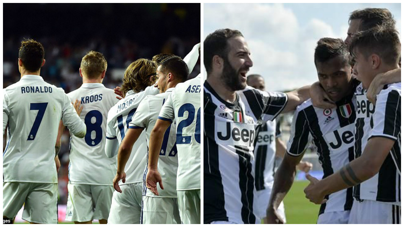 Juventus-Real Madrid, la rassegna stampa: Forza Juve e... Alves