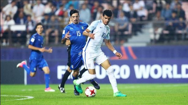 Mondiali Under 20, finisce il sogno dell'Italia: l'Inghilterra vince 3-1 e vola in finale