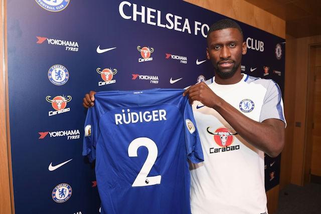 Rudiger al Chelsea: 35 milioni più bonus alla Roma e 4 milioni l'anno al calciatore