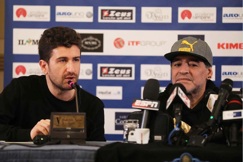 Siani: «Maradona non muove l'economia necessaria a coprire certe spese»