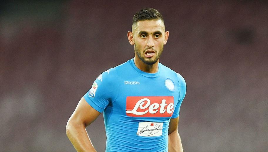 Ghoulam: «Sono orgoglioso di rappresentare il Napoli»
