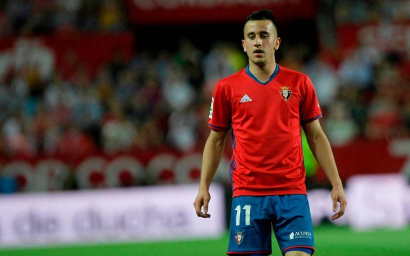 Dalla Spagna: Napoli-Osasuna, l'incontro per Berenguer fissato per venerdì