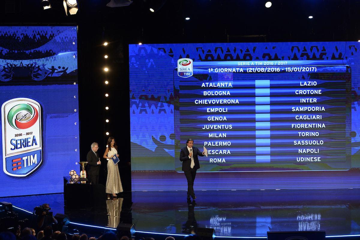 Calendario Seirie A.Domani Alle 19 Il Calendario Della Serie A Tutte Le