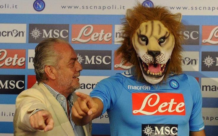 Oggi, sei anni fa, il Napoli presentava l'attesissimo Inler con la testa di leone