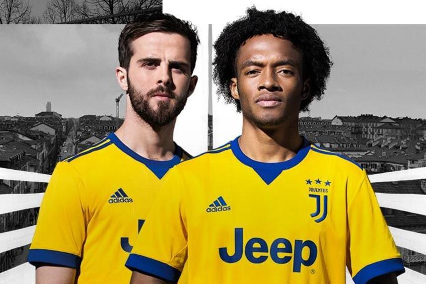 La maglia gialla della Juventus (cerca il settimo scudetto consecutivo) è un omaggio a Lance Armstrong?