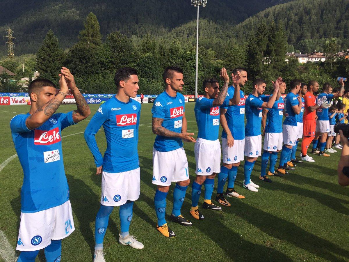 """Il mercato del Napoli, ovvero """"squadra che arriva terza non si cambia"""""""