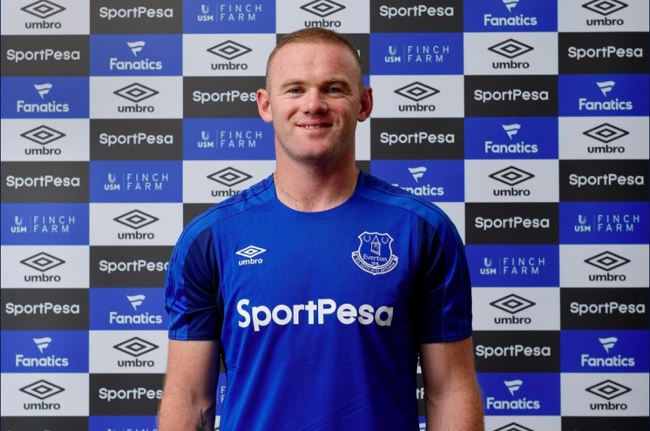 Rooney torna a casa: ufficiale la firma con l'Everton, contratto biennale
