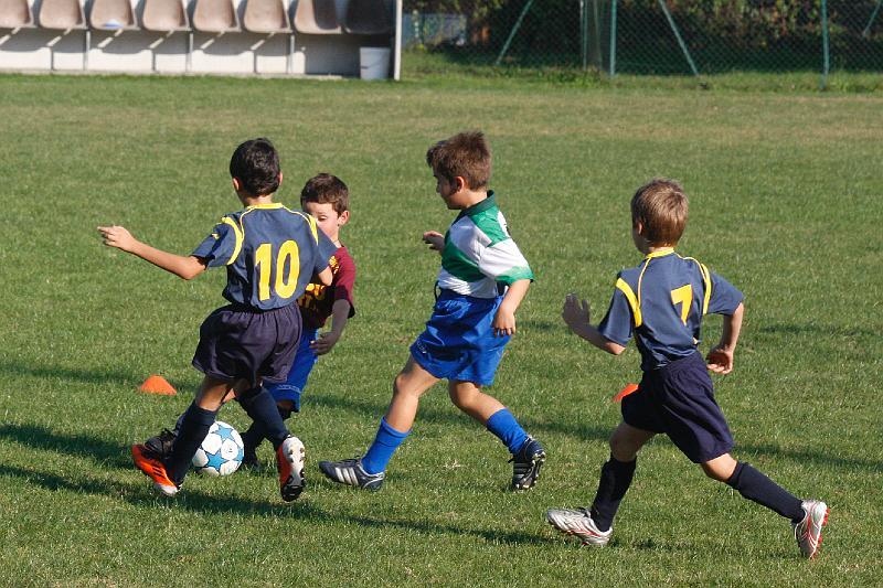 A New York la scuola calcio vietata ai genitori (guidata da un italiano)