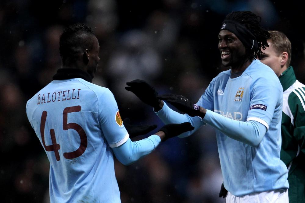 Adebayor, Balotelli e gli altri: guida ai possibili avversari del Napoli in Champions