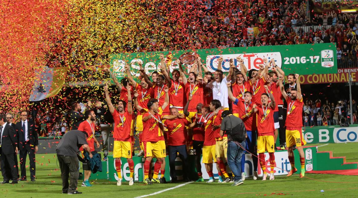 L'Equipe: «Benevento, il vento in poppa»