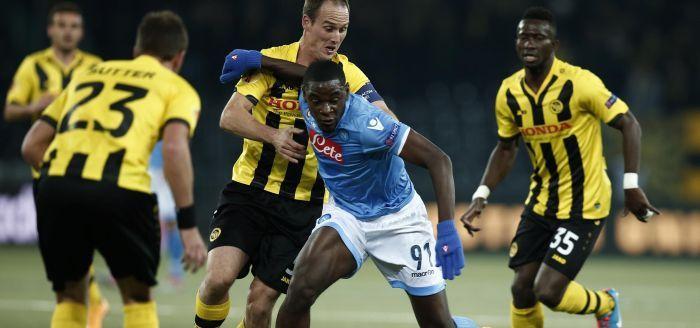 Il Napoli ritrova l'arbitro di Young Boys-Napoli, quando i tifosi contestarono una sconfitta inutile