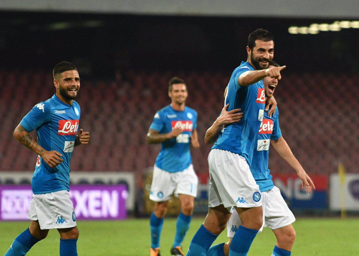 Sesto 1-0 in campionato per il Napoli, Albiol è il tredicesimo marcatore stagionale
