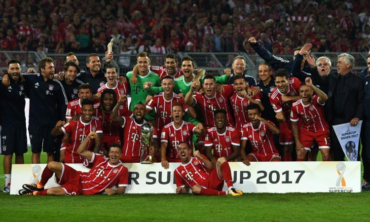 Bayern-Borussia, la Supercoppa di Germania decisa (anche) grazie al Var – VIDEO