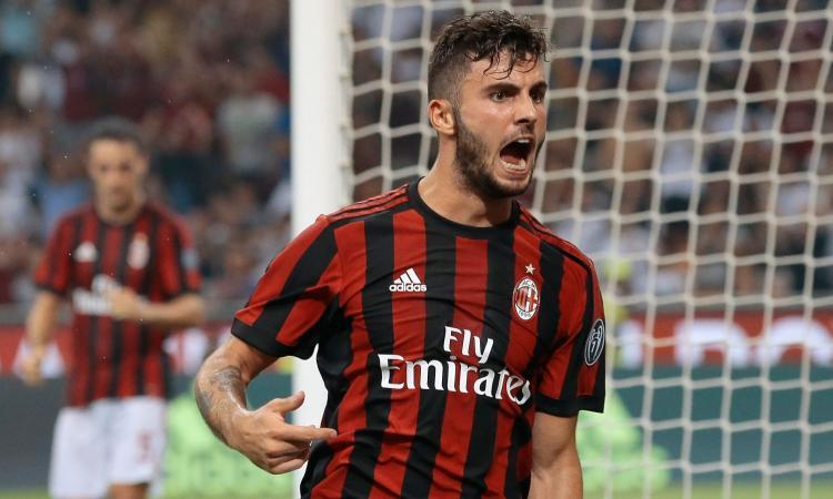 Cutrone entra, fa doppietta e il Milan elimina la Sampdoria