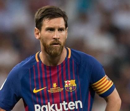 Messi: «Da tempo volevo giocare al San Paolo, conosco l'amor