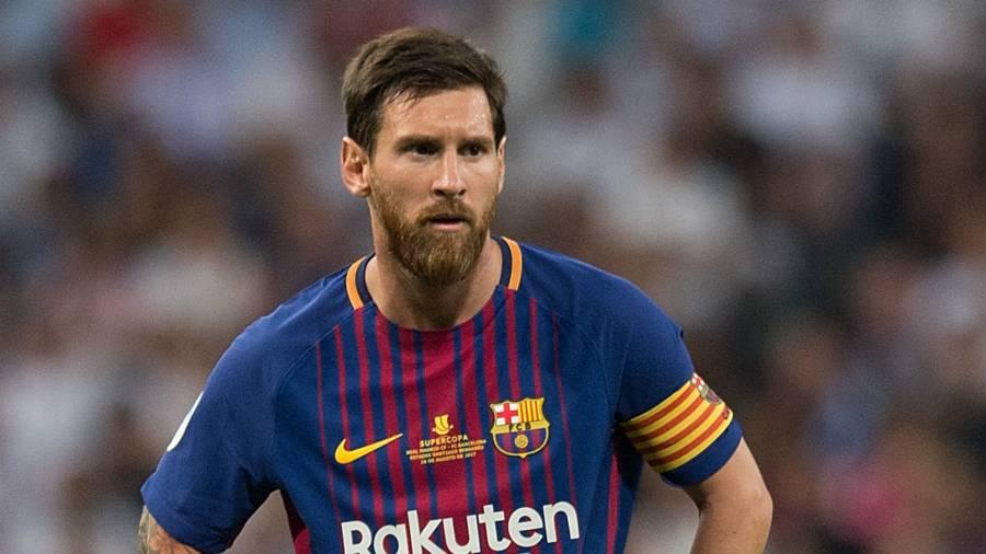 Messi: «Da tempo volevo giocare al San Paolo, conosco l'amore folle di Napoli per il calcio»