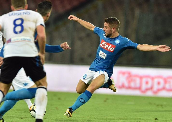 Primo gol nel Napoli per Rog, Mertens fa 36 (gol e assist) nelle ultime 24 partite