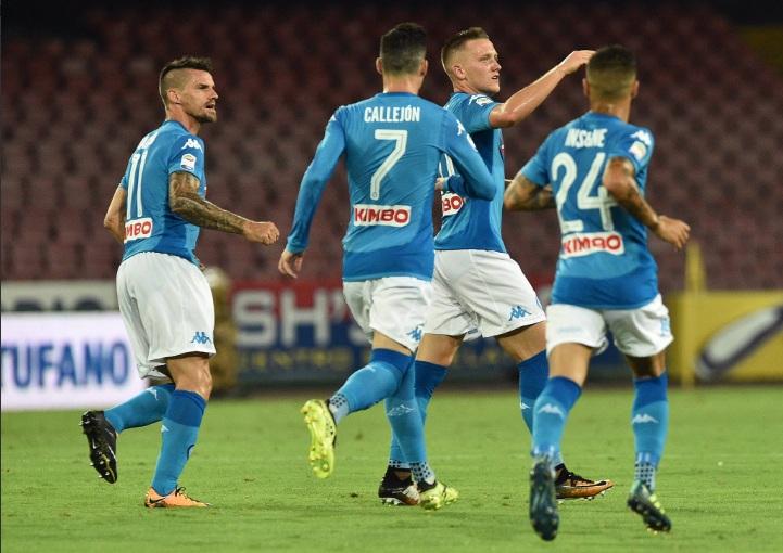 La notte in cui Zielinski mostrò al Napoli un'altra strada per vincere