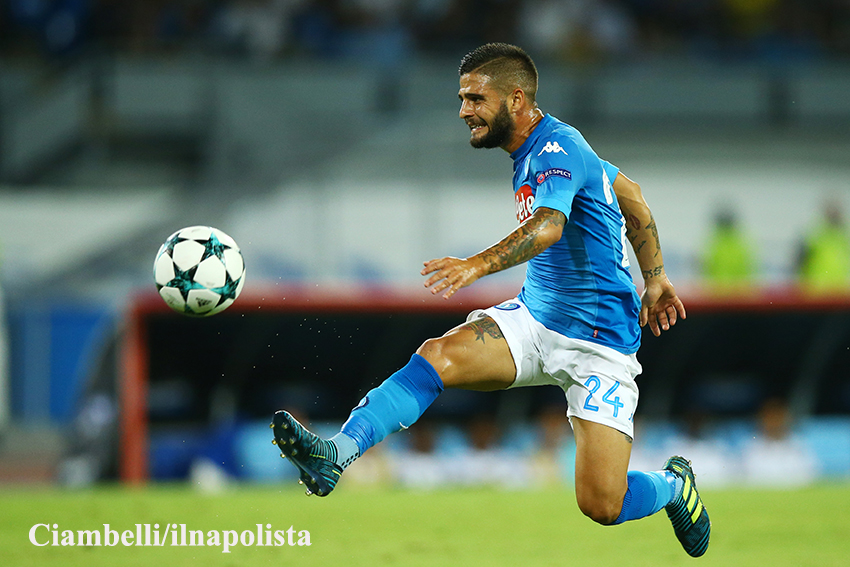 Sky: Insigne non sarà convocato per Napoli-Fiorentina, ha lasciato Castel Volturno