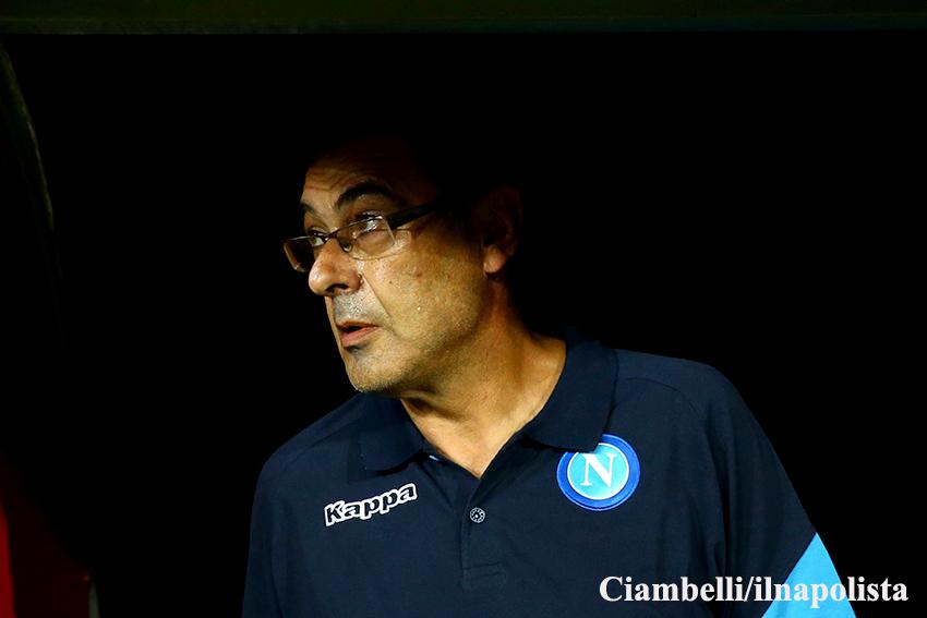 Il Mattino: Sarri è a Londra, ma non c'è l'accordo Chelsea-Napoli per liberarlo