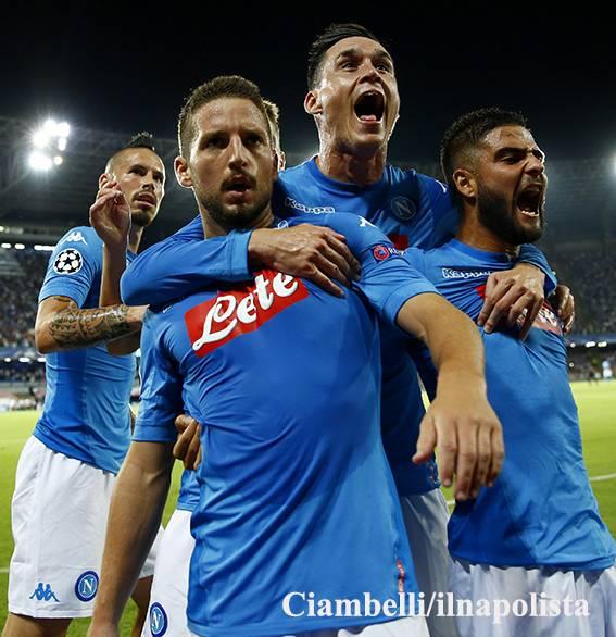 Il Napoli non dovrà avere paura di vendere Mertens (e altri)
