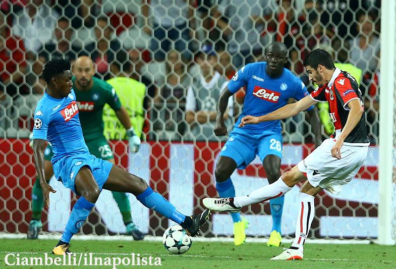 La retorica della solidità difensiva ora è del Napoli: miglior difesa e pochi tiri subiti