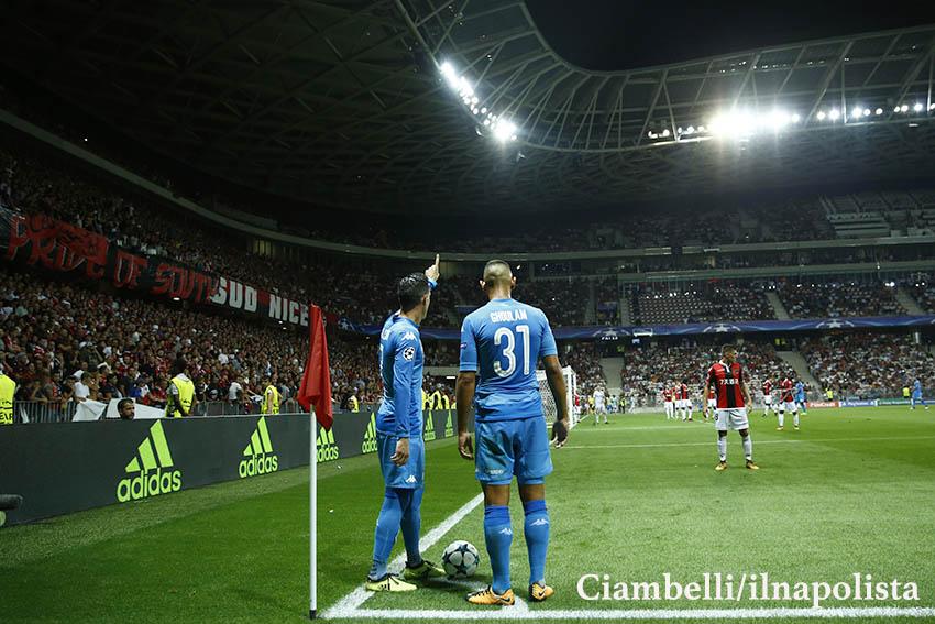 Dal 2008 ad oggi, il Napoli nel ranking Uefa è passato dal 113esimo al 14esimo posto