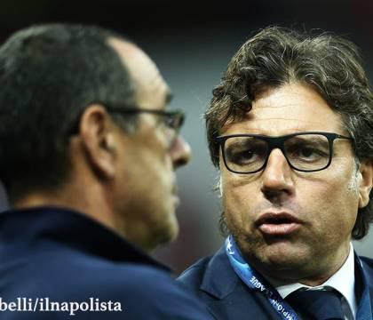 Tuttosport: Sarri ritroverà a Napoli Giuntoli ed Edo De Laur
