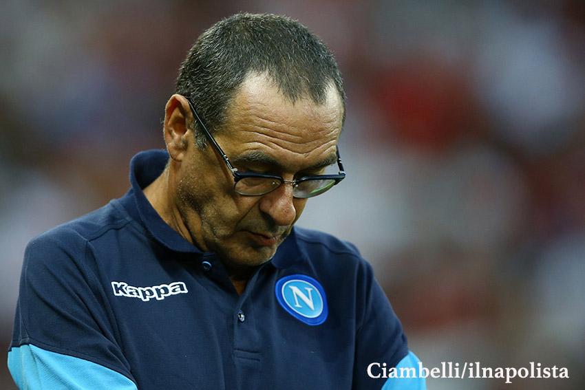 Cerruti (Gazzetta): «Il Napoli può ancora credere al titolo, se Sarri si arrende crea un alibi»