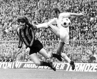 Primavera 71, Mazzola entrò nello spogliatoio di Gonella e cambiò verso a Inter-Napoli