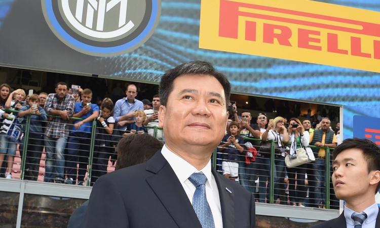 Calcio&Finanza: Suning ha investito 474 milioni nell'Inter