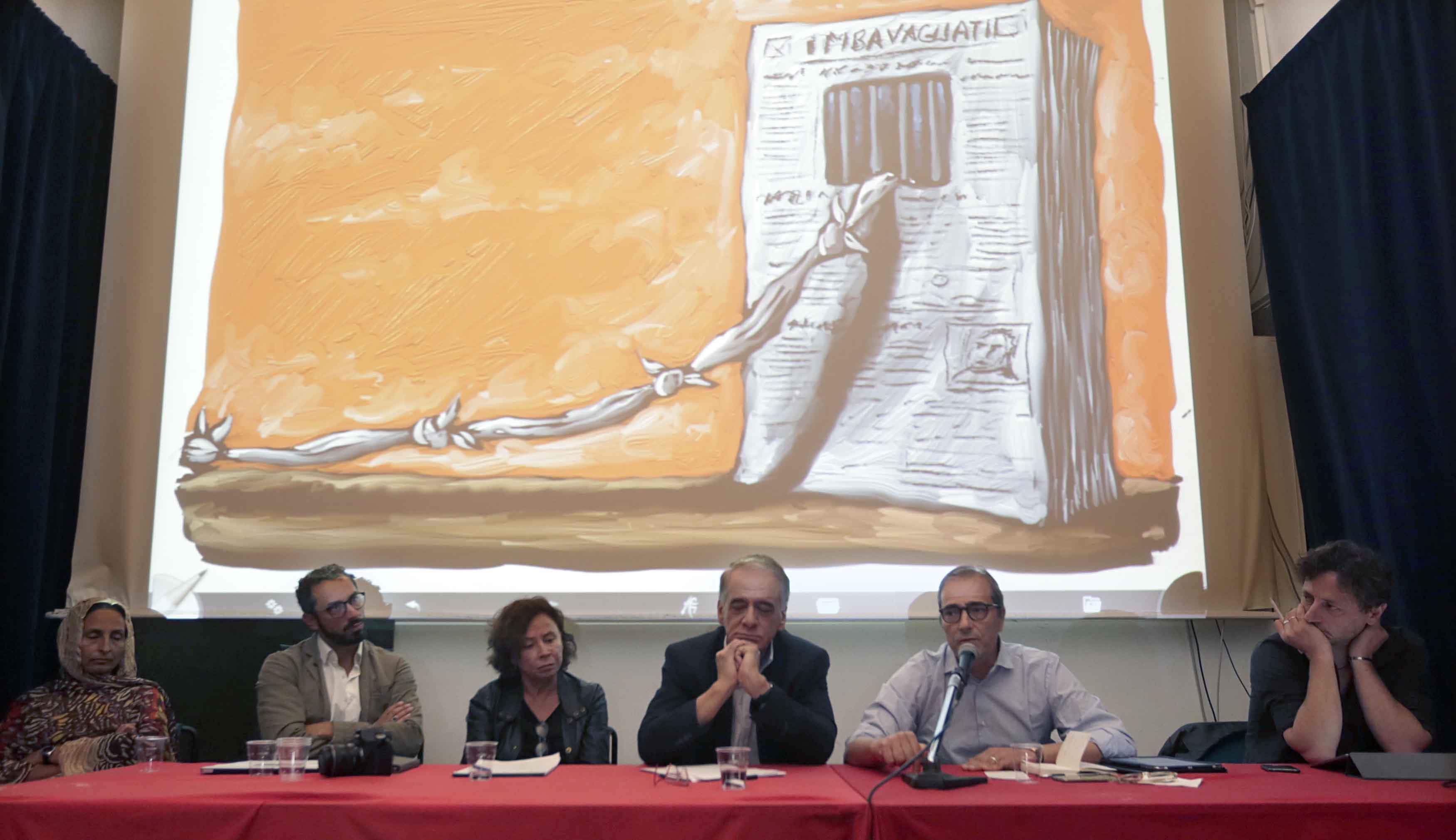 Imbavagliati: Il Festival di giornalismo che dà voce a chi non ha più voce