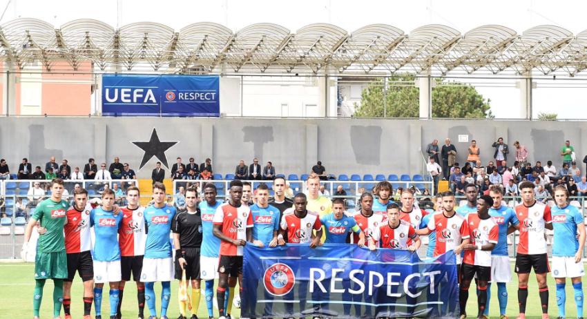 Youth League, Napoli-Feyenoord 2-2: rimonta olandese siglata al 90esimo