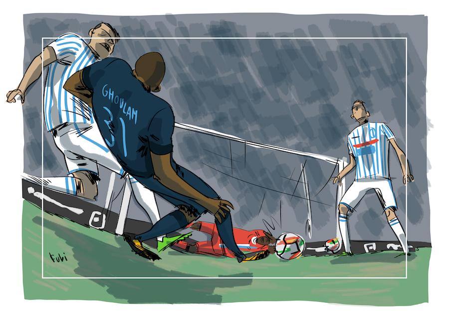 Con la Lazio Koulibaly, con la Spal Ghoulam: il Napoli salvato dai meno attesi
