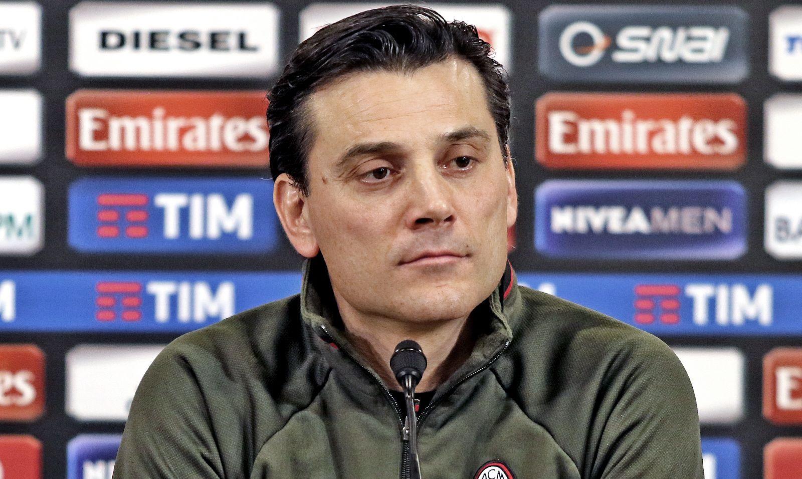 """Montella: """"Ribery sarà in panchina e spero di farlo giocare contro il Napoli"""""""