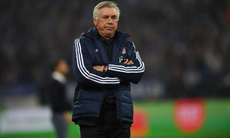 Ancelotti: «Qui lo scorso anno col Bayern avevo la fiducia di 4-5 giocatori, ora di tutto l'ambiente»