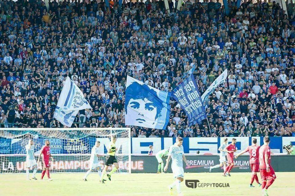 Lino Aldrovandi: «Inaccettabili le multe per il volto di Federico allo stadio: una coltellata al cuore»