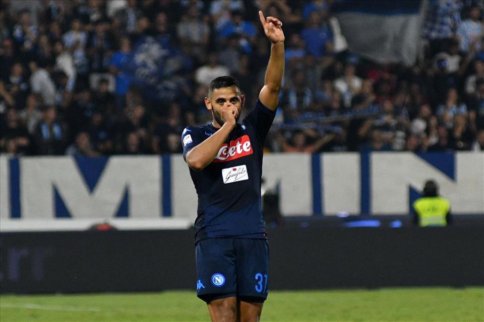 Goal.com: Ghoulam rifiuta Manchester City e Liverpool in attesa del rinnovo col Napoli