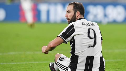 Higuain pronto ad affrontare il Barca: