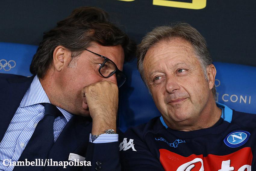 Il Napoli è la squadra europea che registra l'incidenza di infortuni più bassa
