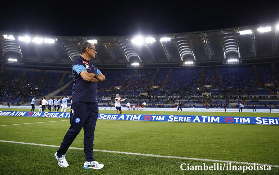 Repubblica: Napoli, Sarri in questo momento non ha offerte. Nessun club vuole pagare la clausola