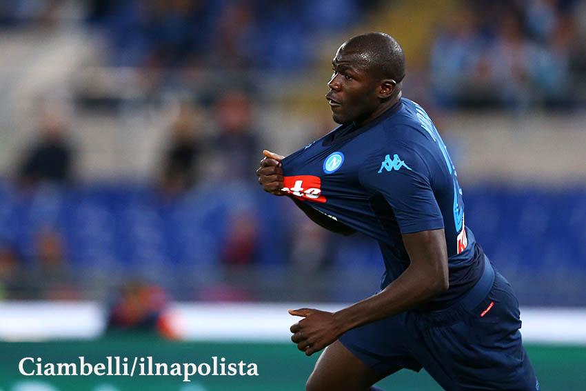 Koulibaly: «Con Sarri il calcio è matematica. Il razzismo? Dicono che sia un problema culturale»