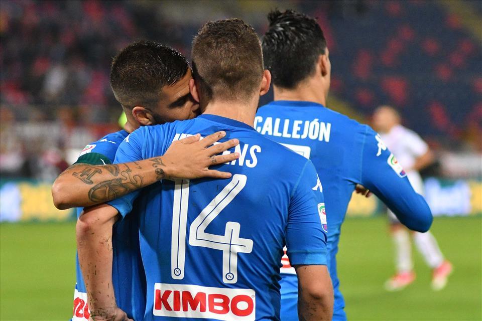 Troppi errori in attacco, il Napoli quest'anno ha segnato meno gol