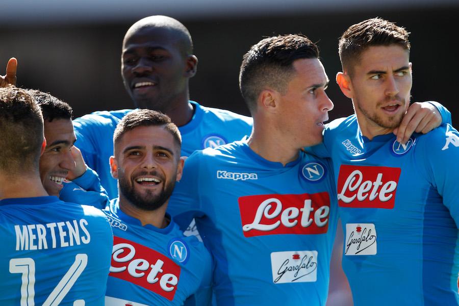 La partita contro il Crotone chiuderà una stagione da record per il Napoli