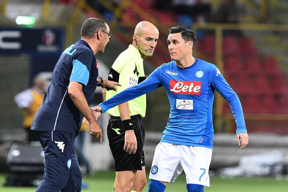 Il Napoli non ha sofferto, ha gestito la partita. Come fanno le grandi squadre