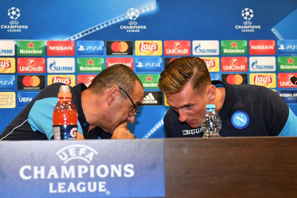 Sarri: «Se il Napoli non comincerà a giocare bene 90 minuti, ci lasceremo le penne»