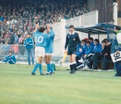 """Zola: """"L'esempio di Maradona è stato fondamentale per la mia carriera"""""""